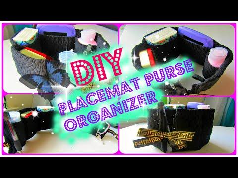 diy-placemat-purse-organizer