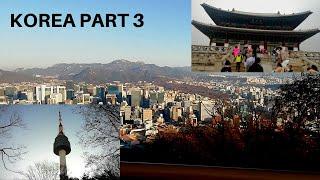 Best places ever in Korea | Vlog Travel Guide [ Korea Part 3 ]