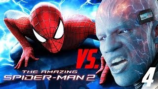 The Amazing Spider-Man 2 - iOS/Android - Walkthrough/Let`s Play - #4 / First Fight with Electro