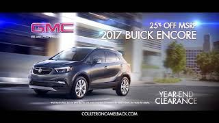 2017 Buick Encore | 2017 Buick Lacrosse | Coulter Buick Phoenix | Dec 2017