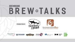 Brewbound's Brew Talks at CBC 2018 Presented by Dogfish Head