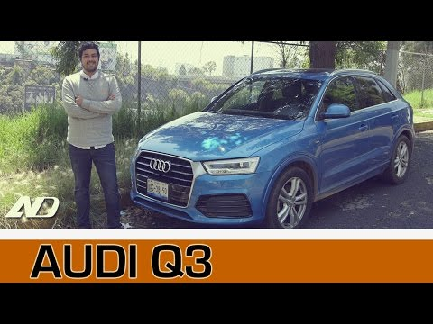 Audi Q3 - La camionetita ideal