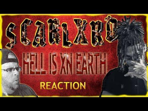 Scarlxrd (HELL IS XN EARTH) METALHEAD REACTION