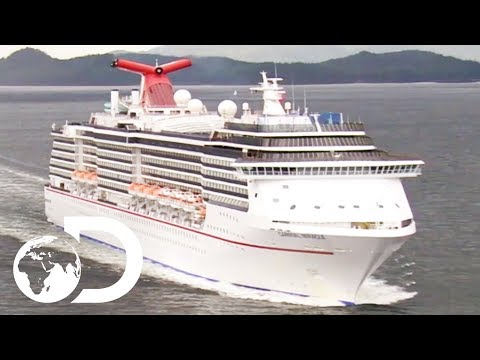 How To Build A Cruise Ship | How To Build Everything