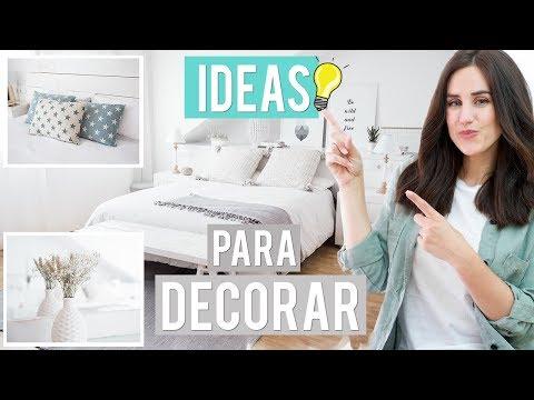 Trucos e ideas para decorar tu habitación   Patry Jordán