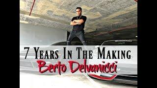 Berto Delvanicci in the MAKING EP #1 - Who is Berto Delvanicci? #LIONSOFFOREX