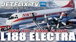 NWT Air Canada L-188 Lockheed Electra DVD Preview