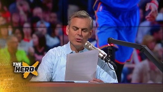 Best of The Herd with Colin Cowherd on FS1 | MARCH 20-24 2017 | THE HERD
