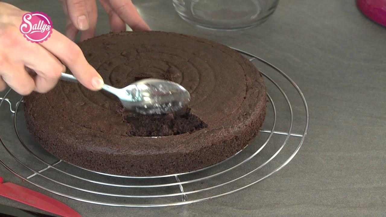 Maulwurfkuchen Torte Sallys Classics Youtube