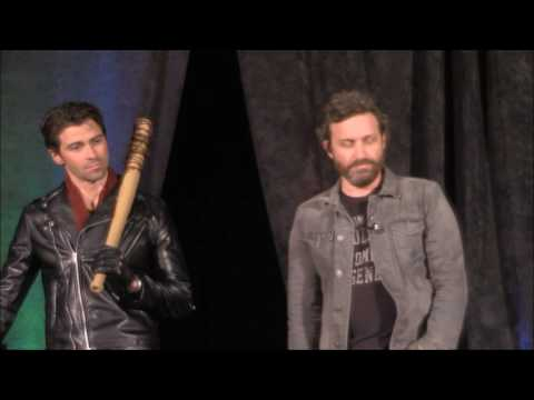 AtlCon Matt Cohen Rob Benedict & Richard Speight Jr  FULL Panel 2016 Supernatural