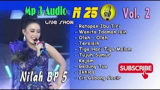 Download Nilah BP5,MP3 Audio Vol. II,Live Show, N25