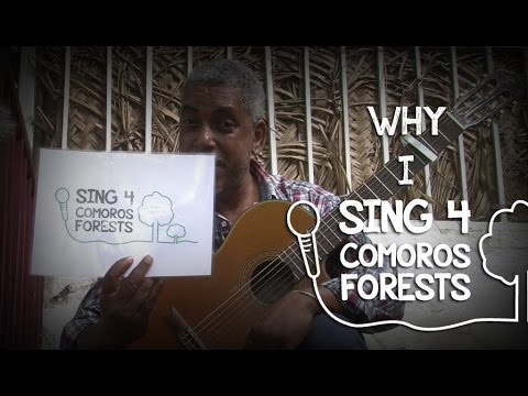Why I Sing4ComorosForests - ep.1 : Maalesh