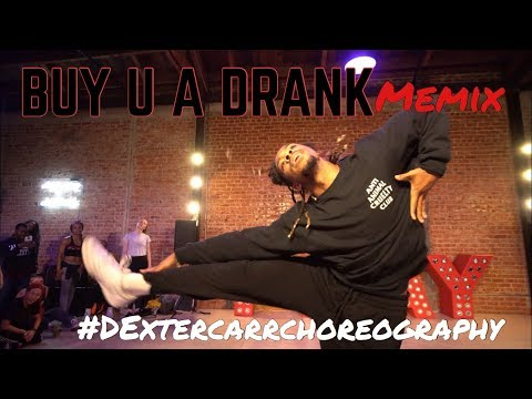 TPAIN - BUY U A DRANK OFFICIAL VIDEO #DEXTERCARRCHOREOGRAPHY