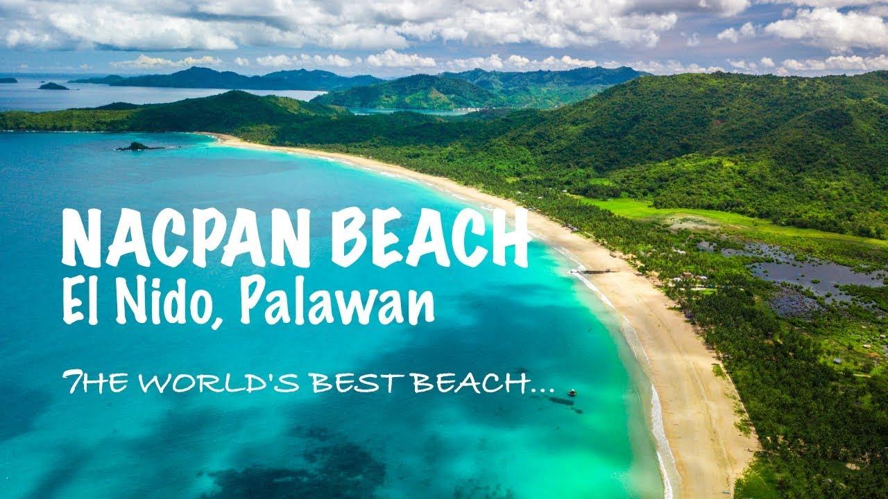 Nacpan Beach El Nido The World S Best