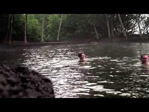 Big Island Hawaii. Part  41. Ahalanui Hot Pond.