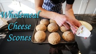 How To Bake Wholemeal Cheese Scones