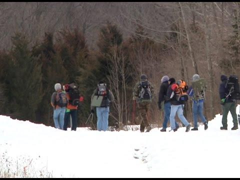 Winter Hiking in Ohio