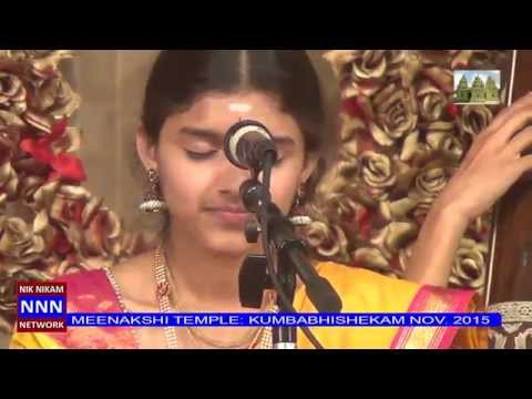 KRUTHI BHAT CARNATIC MUSIC CONCERT AT MTS2015 PART 1NNN