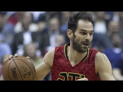 Cavs Sign Jose Calderon To 1 Year Deal, 1st Move Of Free Agency 2017!