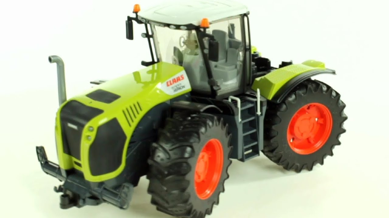 Bruder Claas Claas Xerion 5000 Tractor Bruder 03015 Muffin Songs