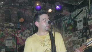 "The Baghdaddios Perform ""Roll Over And Die"", Live at C.B.G.B. with Mike McGinnis - May 1, 2002"