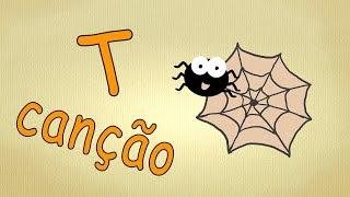 Alfabeto para crianças - T-Canção - O Alfabeto em português - canções infantis | Portuguese T-Song