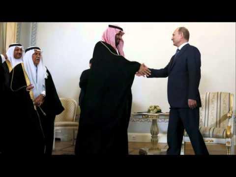 Markets sent Crashing by Secret Russia and Saudi Arabia Oil Deal?
