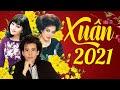 NHẠC XUÂN XƯA HẢI NGOẠI Danh Ca Hội Tụ Tuấn Vũ, Giao Linh, Hương Lan - Nhạc Tết Nghe Là Kết 2021