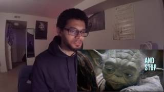 """SEAGULLS! Stop It Now""  - A Bad Lip Reading of The Empire Strikes Back - REACTION!!!"