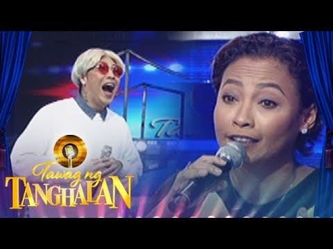 """Tawag ng Tanghalan: Jaya's """"sassy"""" talk"""