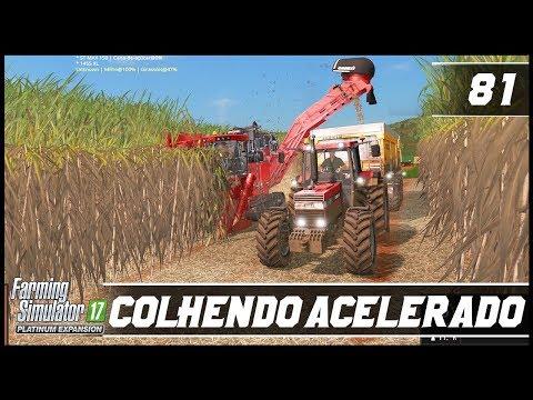 PRECISAMOS DE UMA NOVA COLHEITADEIRA!   FARMING SIMULATOR 17 PLATINUM EDITION #81   PT-BR  