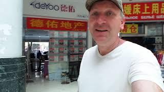 торговый центр Зима шопинг для славян обзор Китай Дадунхай Санья ВидеоЗапискиМихалыча