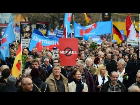 """""""Far-Right"""" AfD Now the Second Largest..."""