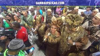 Carnaval 2018: Paraíso do Tuiuti Início do Desfile