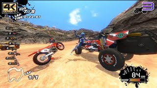 RPCS3 PS3 Emulator - Score International Baja 100 WCOR Ingame / Gameplay 4K 2160p! VULKAN (5f04703)