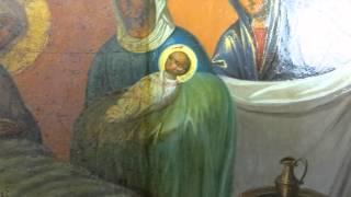 Ikonen Reinigung Restaurierung Thomas Wehr Köln