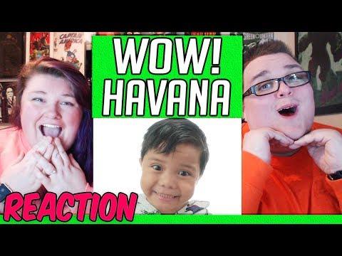 Havana - Camila Cabello - Gen Halilintar (Cover) 10 Kids & Mom REACTION!! 🔥