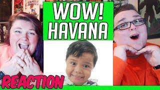 Havana Camila Cabello Gen Halilintar 10 Kids Mom Reaction