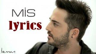 Gökhan Özen - Mis | Şarkı Sözleri | LYRICS Resimi
