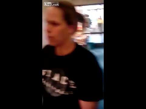 Racist Old Lady Kicks Black Family Out Of Hospital