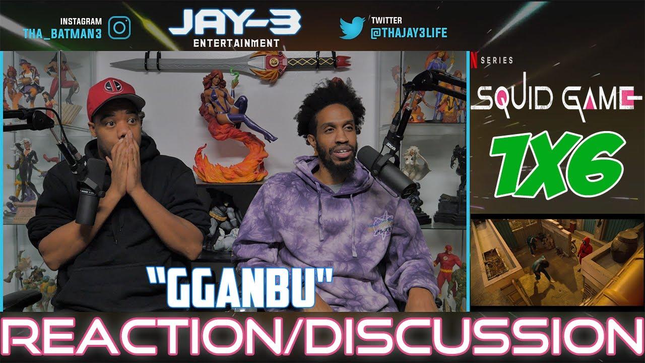 """Download Squid Game 1x6 REACTION...""""Gganbu"""""""