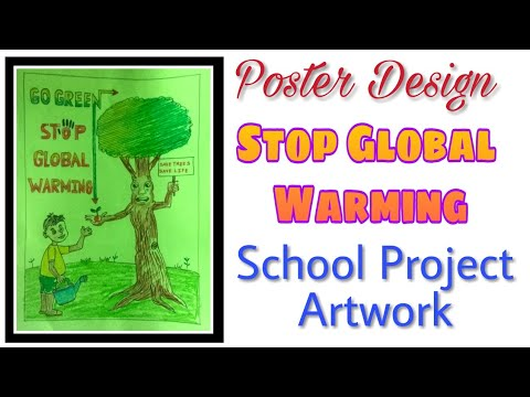 school project poster designs