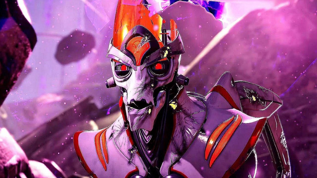 Ratchet and Clank Rift Apart PS5 - Ending & Final Boss Fight (4K 60FPS)