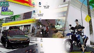 Como Abaixa E Instalar - GTA San Andreas Modificado - Curitiba v1 [LordLuck Br]