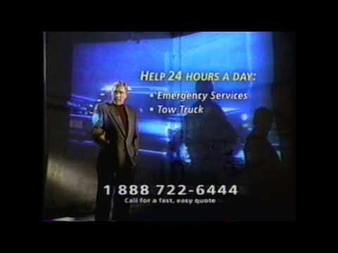 CIBC Auto Insurance Commercial (1998)