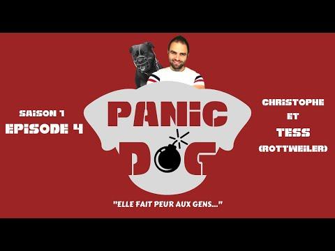 PANIC DOG - S1 Ep4 - ROTTWEILER AGRESSIF