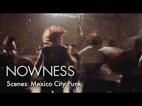 Scenes: Mexico City Punk