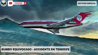 RUMBO EQUIVOCADO (Reconstrucción) Dan Air London 1008