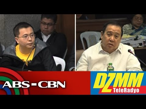 PDEA says to confirm supposed drugs in Kenneth Dong's nightclub