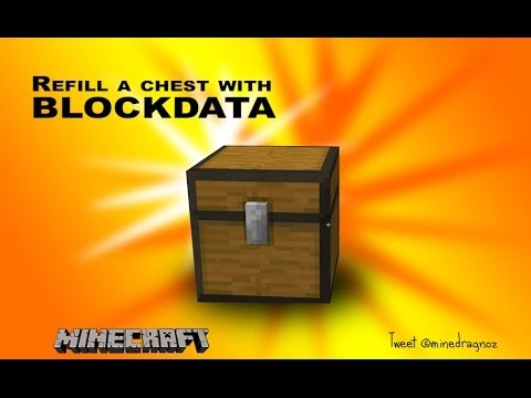how to make a chest in minecraft 1.8